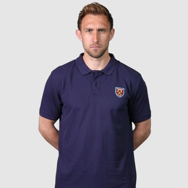 CLUB CLASSICS - ADULTS NAVY POLO