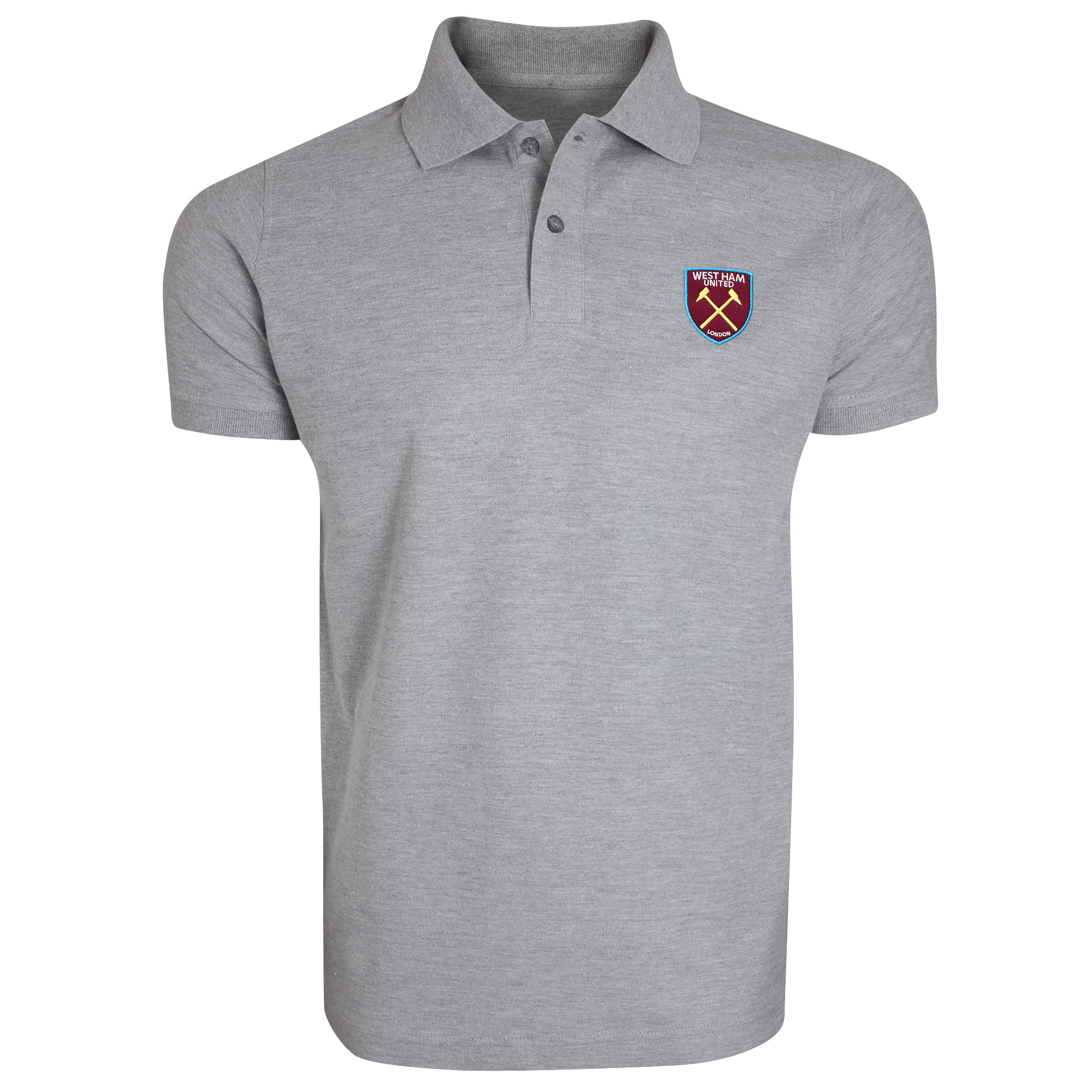 CLUB CLASSICS - ADULTS GREY POLO