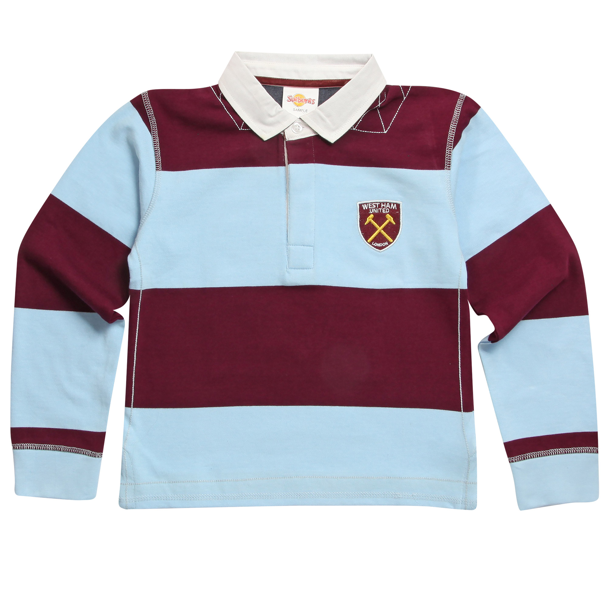 BOYS ORION RUGBY SHIRT