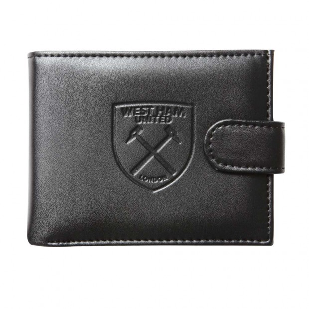 BLACK LEATHER WALLET (MY6)