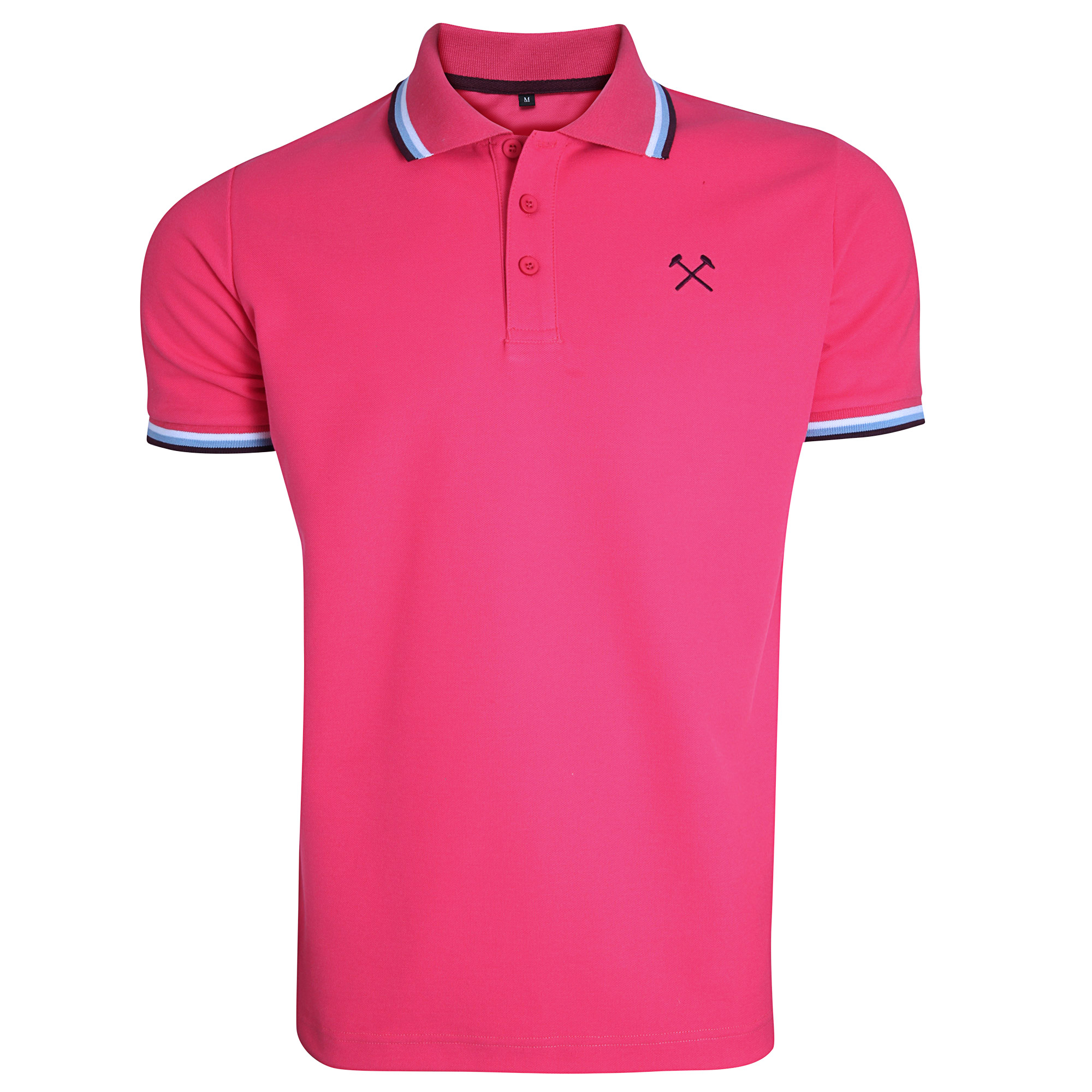 CORAL TIPPED HAMMERS POLO