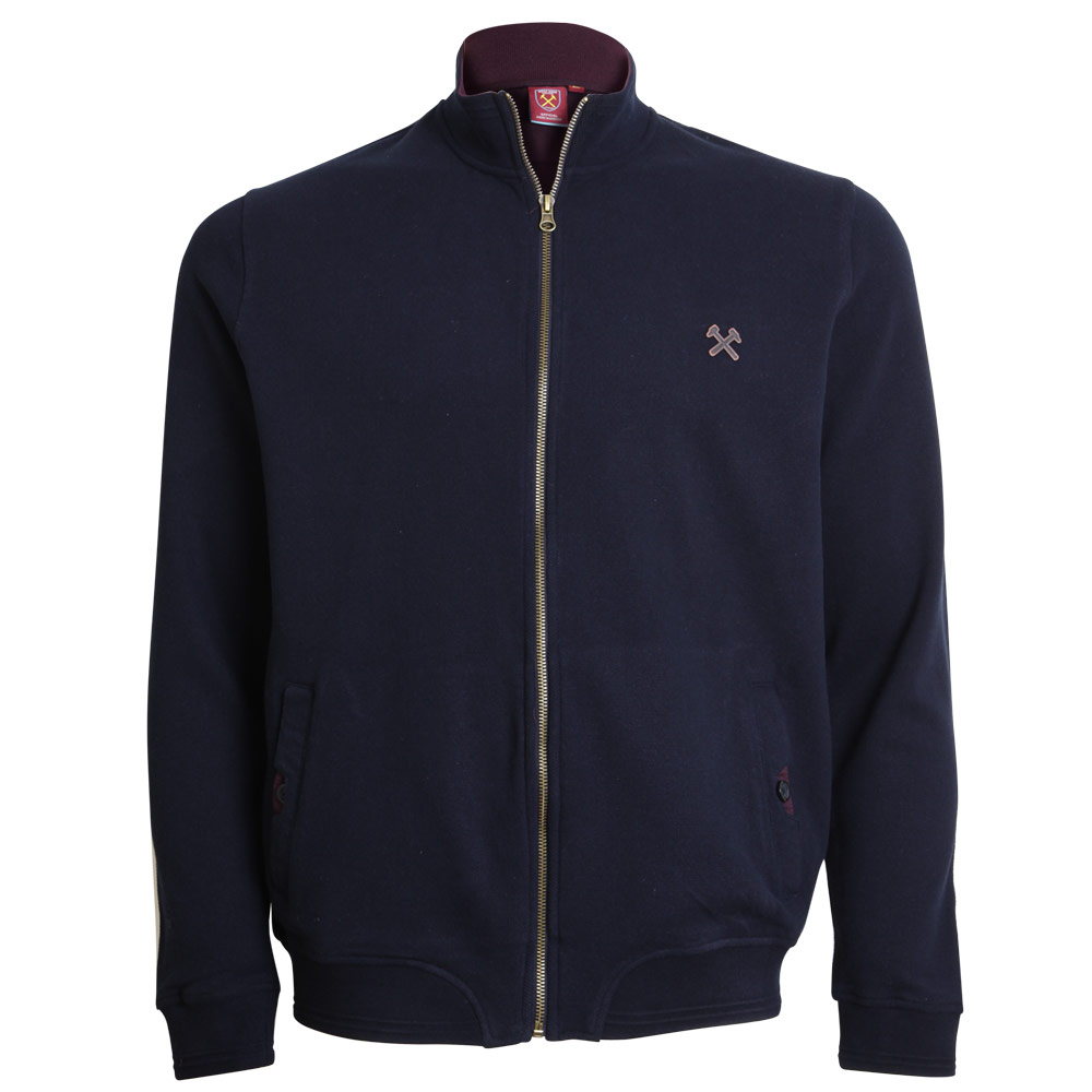CLARET COLLECTION - NAVY JACKET