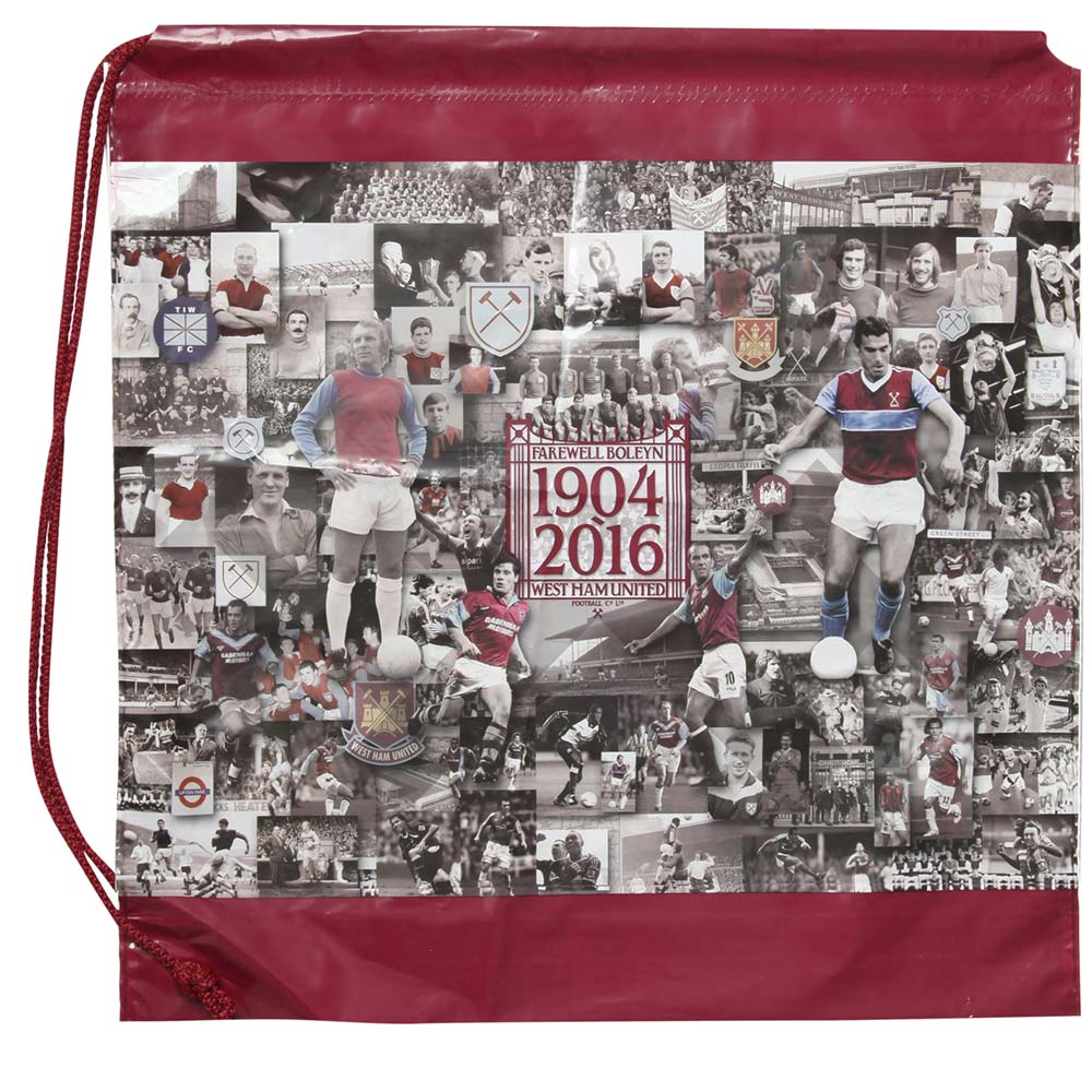 FAREWELL BOLEYN - DUFFLE CARRIER BAG