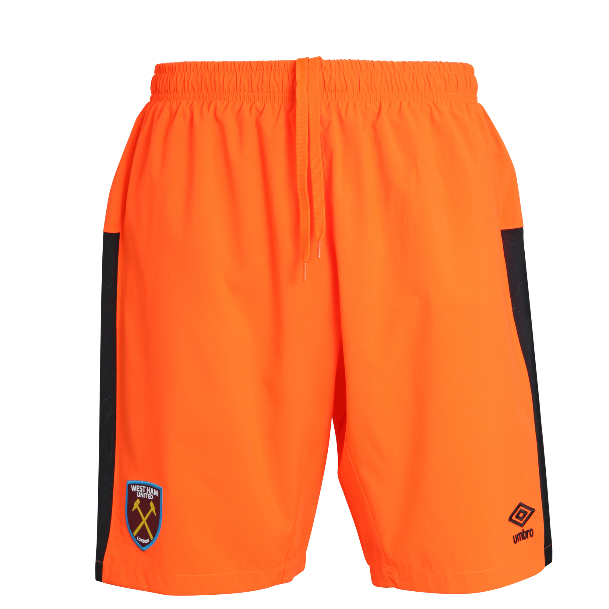 2016/17 JUNIOR HOME G/K SHORTS