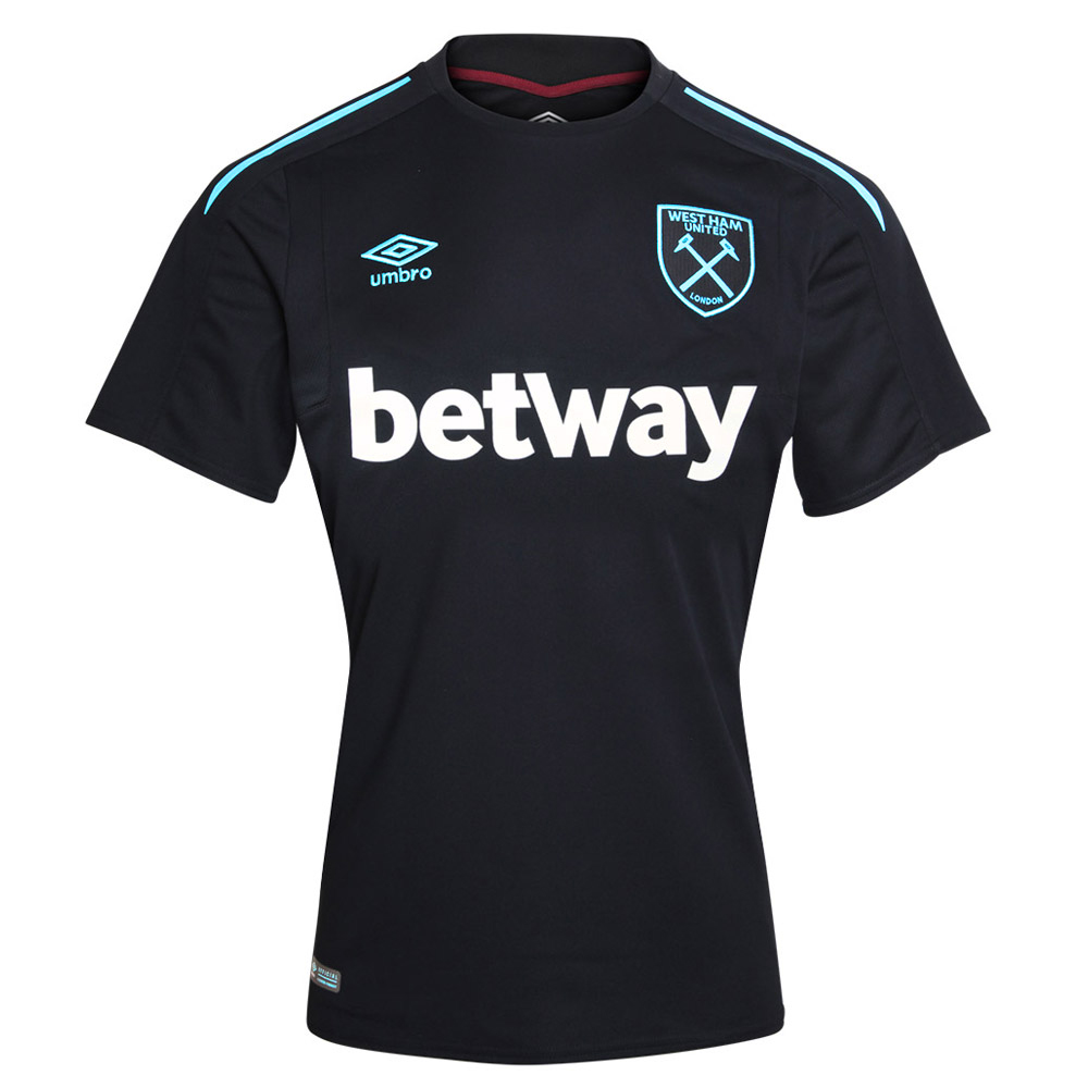 2017/18 WOMENS AWAY SHIRT