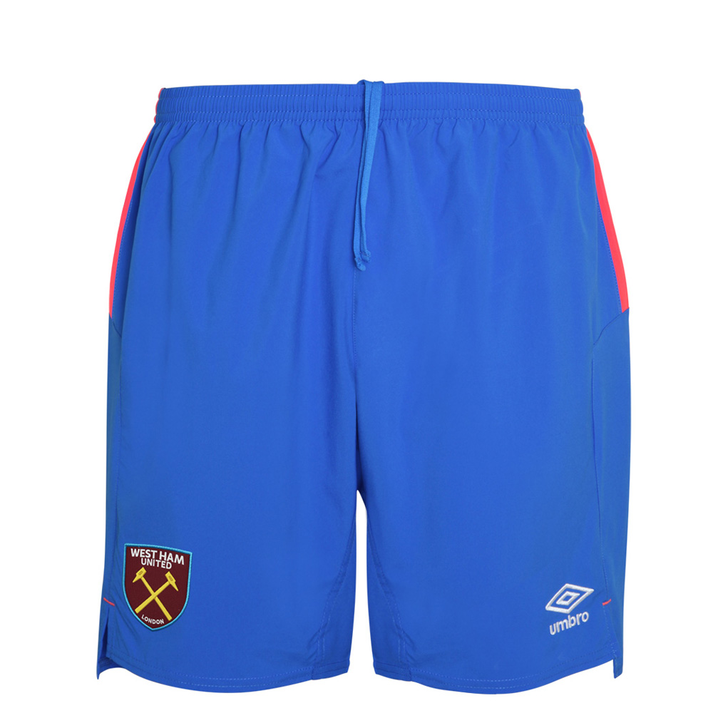 2017/18 JUNIOR AWAY G/K SHORTS