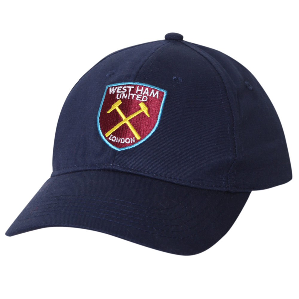 JUNIOR NAVY BASIC CAP