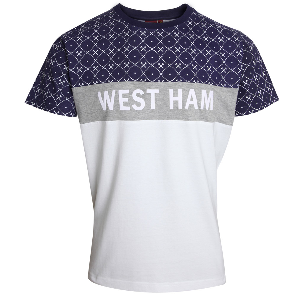 HAMMERS PANEL T-SHIRT