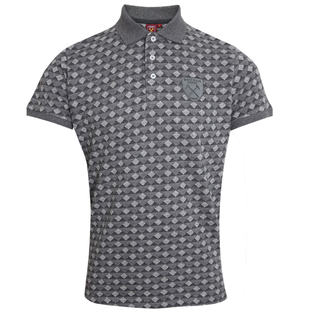 DIAMOND BLOCK POLO