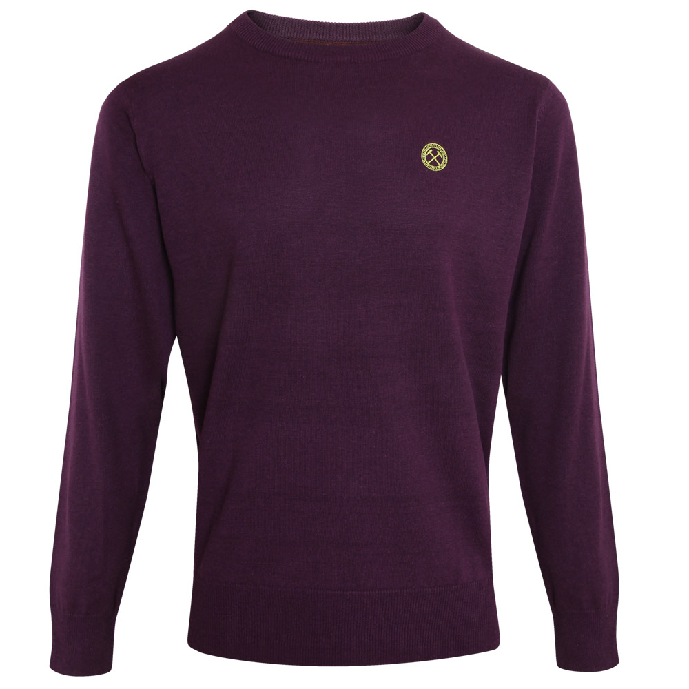 2440 - PLUM JUMPER