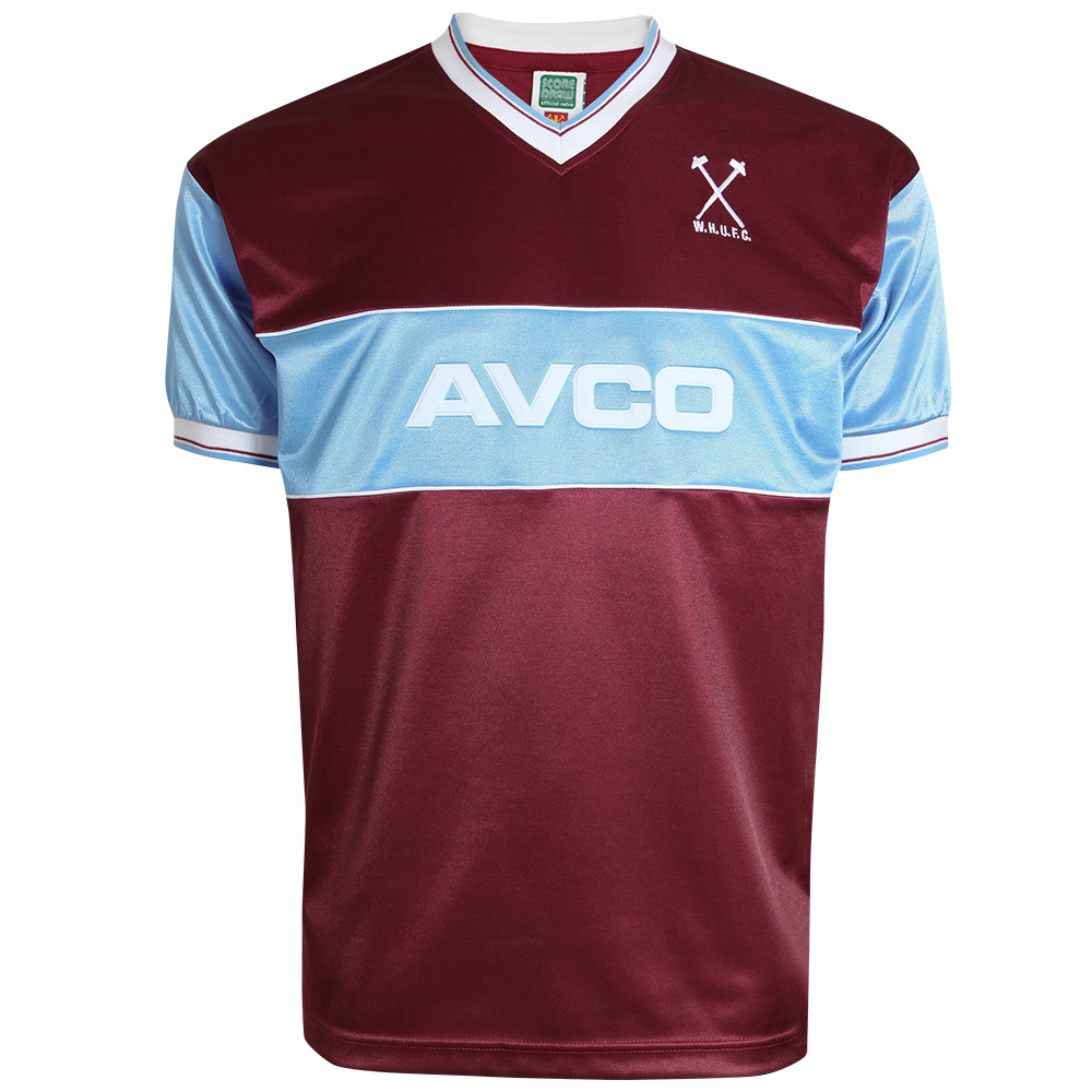 1983 HOME SHIRT (POLY)