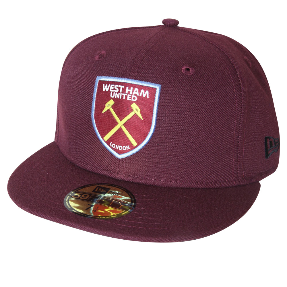 59FIFTY CLARET FITTED CAP