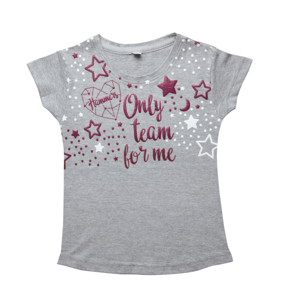 GIRLS ONLY TEAM T-SHIRT