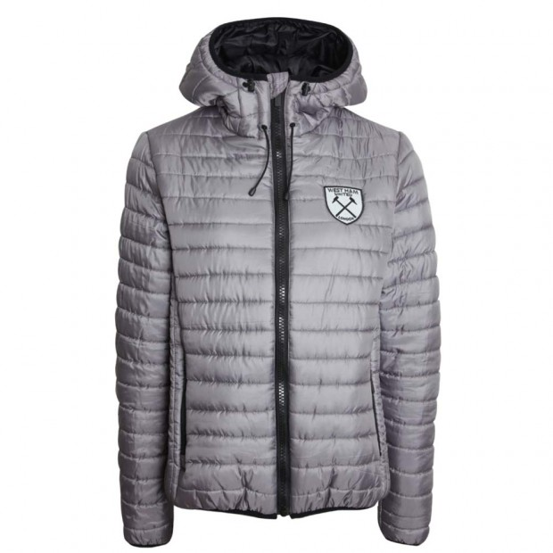 LADIES GREY JACKET
