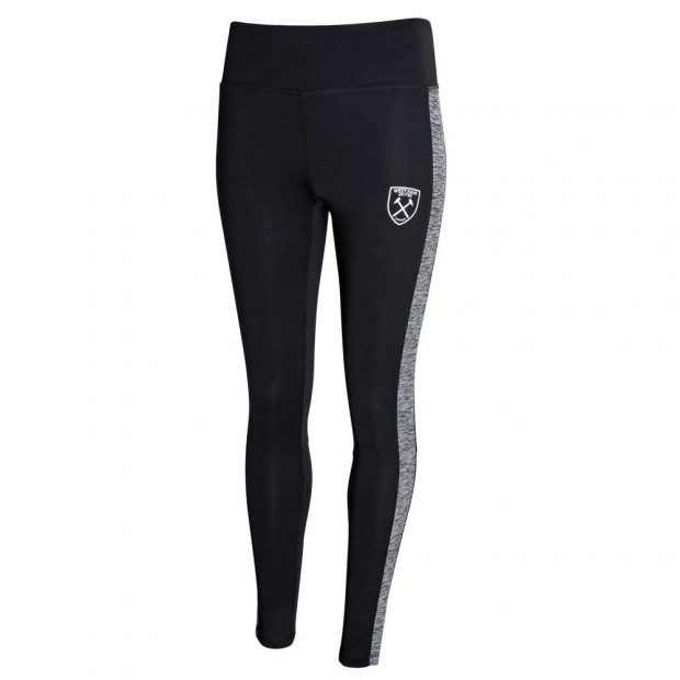 LADIES BLACK ACTIVE COLLECTION - LEGGINGS