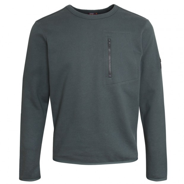 CLARET COLLECTION - GREY JUMPER