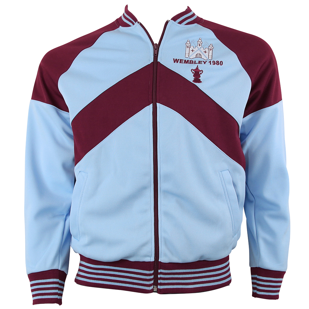 1980 CUP FINAL TRACK JACKET