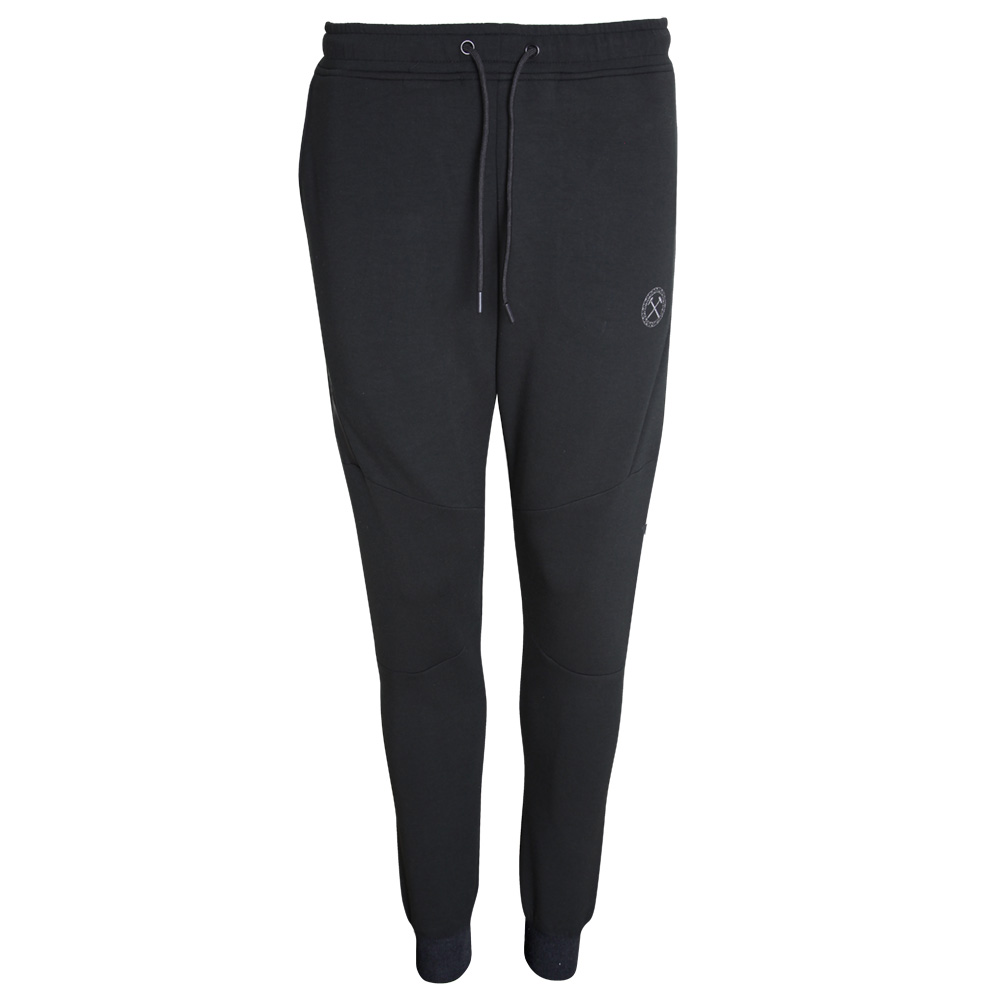 ADULT BLACK CIRCLE PANTS