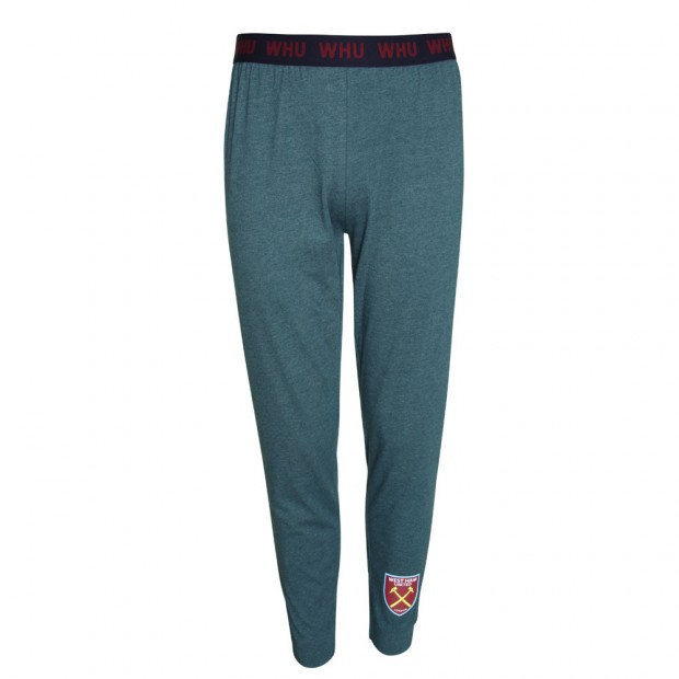 MENS TEAL LOUNGE PANTS