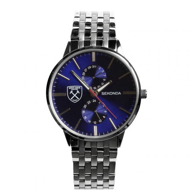 TONAL CREST MULTI DIAL BRACELET WATCH
