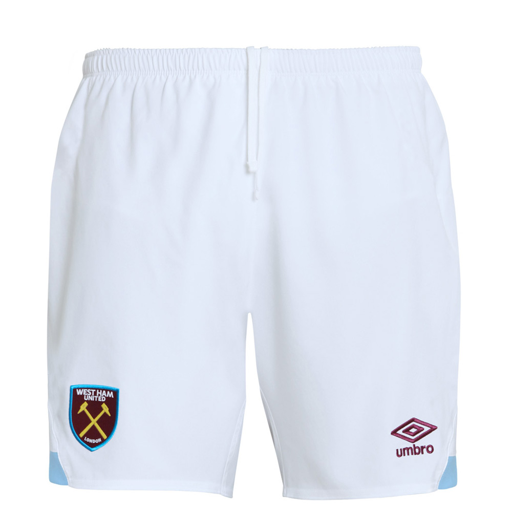 2018/19 JUNIOR HOME SHORTS