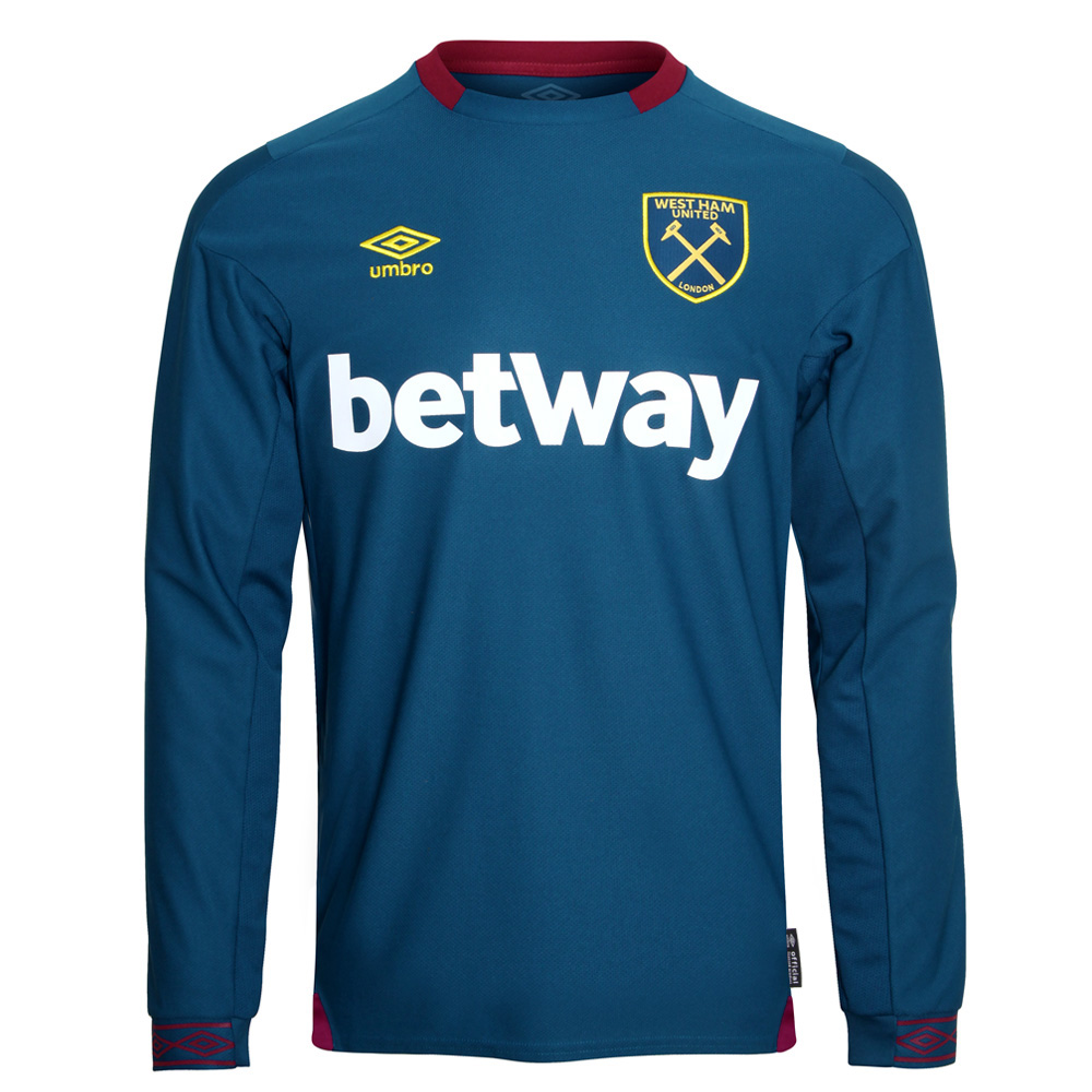 bb0f78079d7 2018/19 ADULT L/S AWAY SHIRT