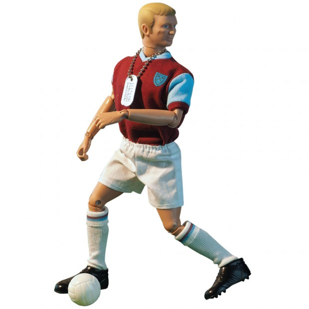 BOBBY MOORE 1958 ACTION MAN