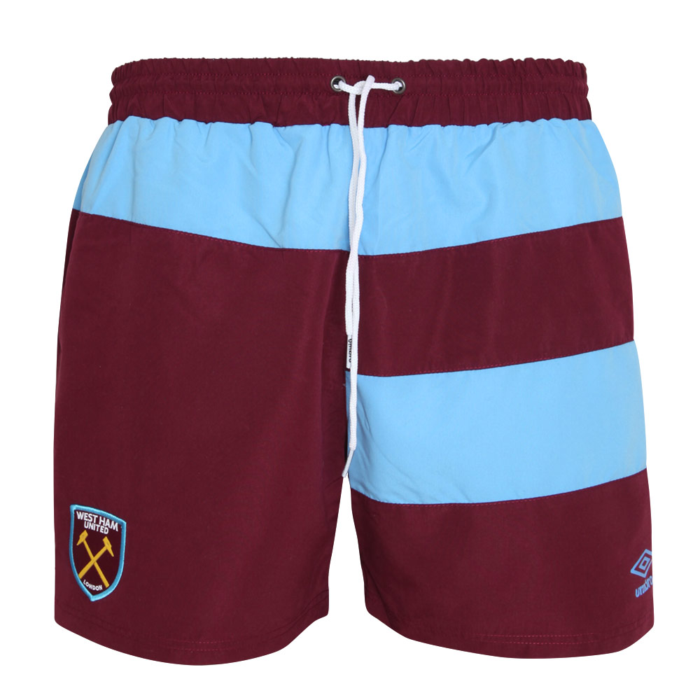 d01762e030f04 2019/20 UMBRO SWIM SHORTS
