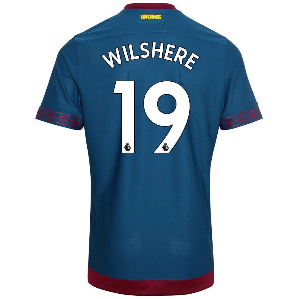 2018/19 WILSHERE 19 AWAY SHIRT
