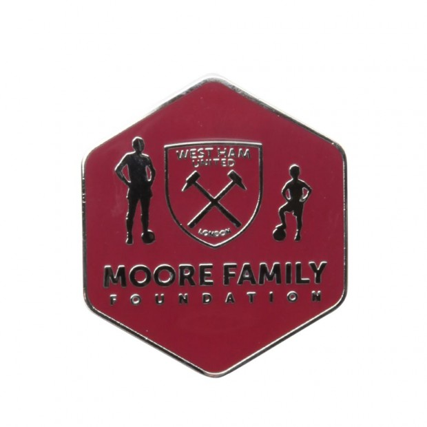 MOORE FAMILY FOUNDATION BADGE