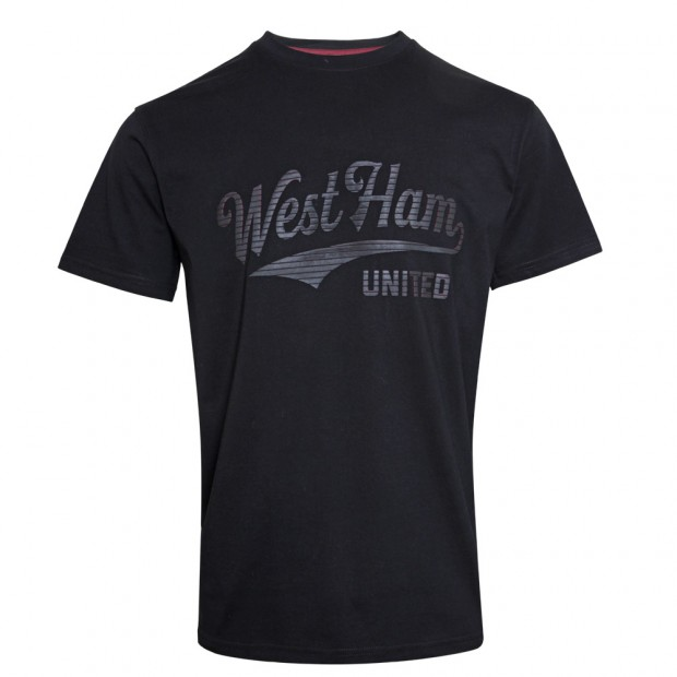 WEST HAM DOUBLE PRINT T-SHIRT