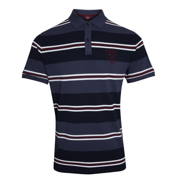 4 STRIPE POLO