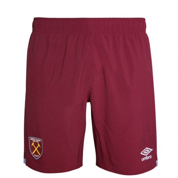 2019/20 JUNIOR HOME SHORTS