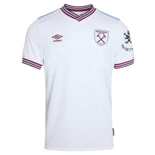 WEST HAM 19/20 UNDER 18 AWAY SHIRT