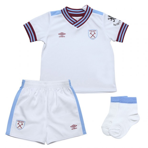 WEST HAM 19/20 BABY AWAY KIT