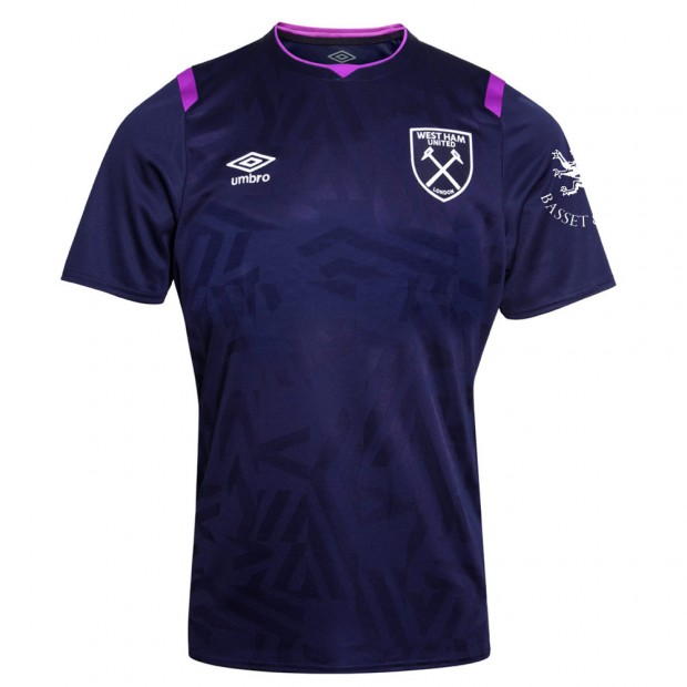 WEST HAM 19/20 UNDER 18 3RD SHIRT