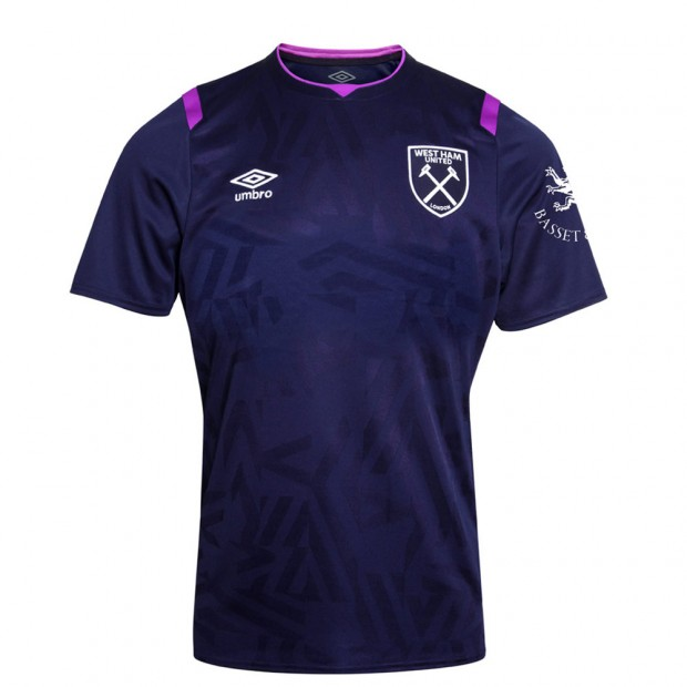 WEST HAM 19/20 JUNIOR 3RD SHIRT