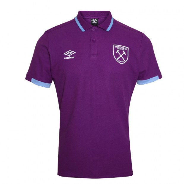 WEST HAM 19/20 ADULTS CVC POLO