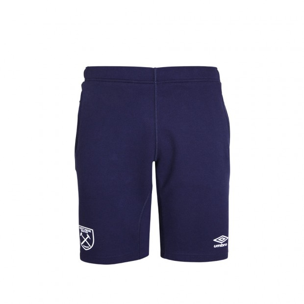 WEST HAM 19/20 ADULTS PRO FLEECE SHORTS