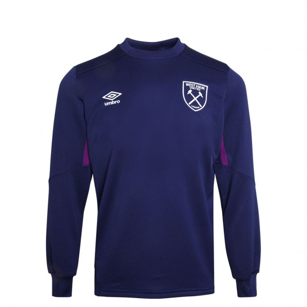 WEST HAM 19/20 JUNIOR TRAINING SWEATSHIRT