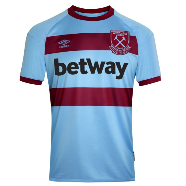WEST HAM 20/21 ADULT AWAY SHIRT