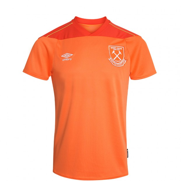 WEST HAM 20/21 JUNIOR AWAY G/K SHIRT