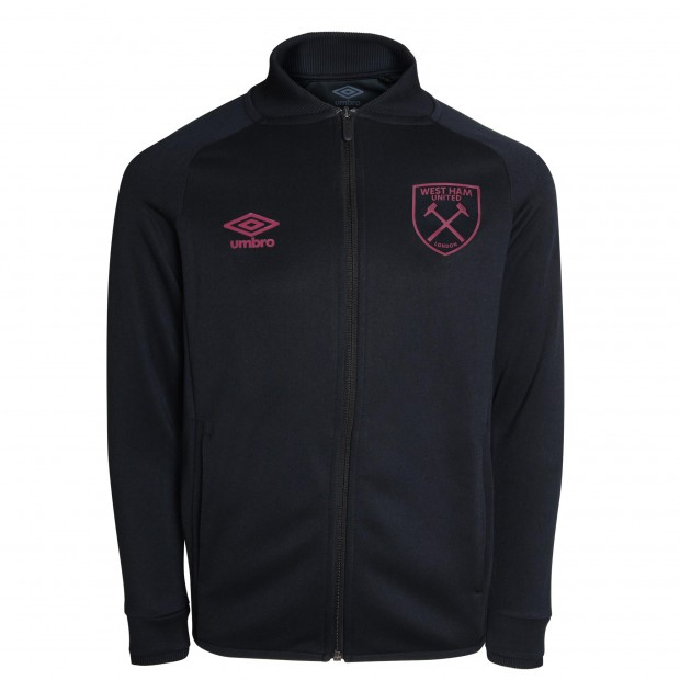 WEST HAM 20/21 JUNIOR PRESENTATION JACKET