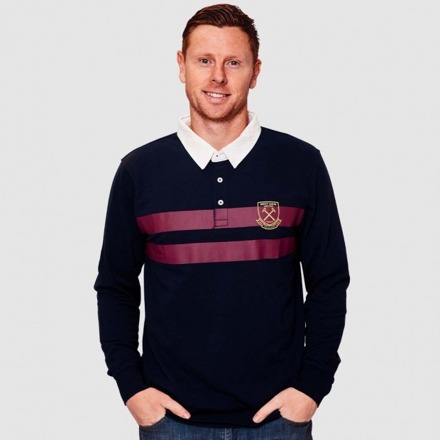 WEST HAM 125 - RUGBY POLO