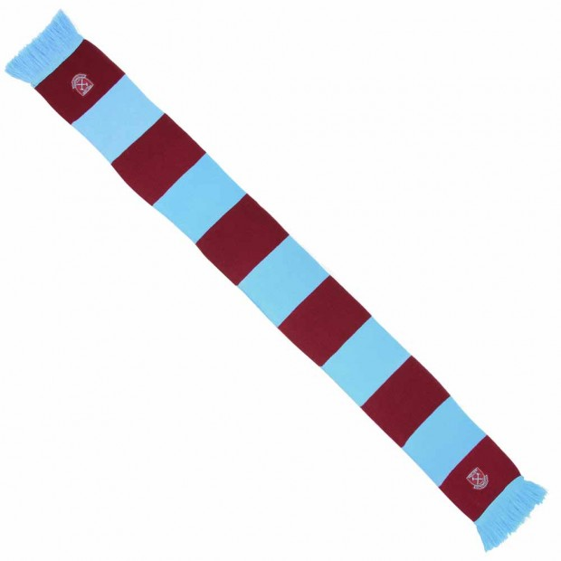 WEST HAM 125 - BAR SCARF
