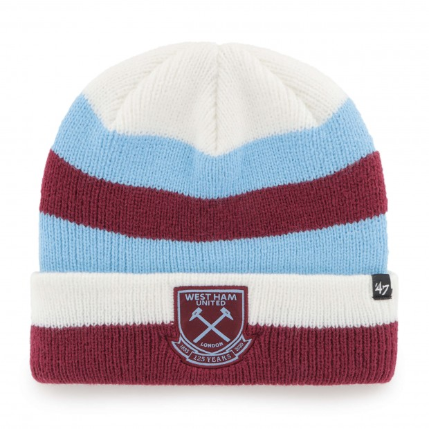 WEST HAM 125-STRIPED HAT