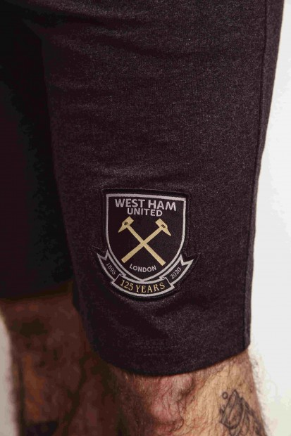 WEST HAM 125-MENS LOUNGE SHORTS