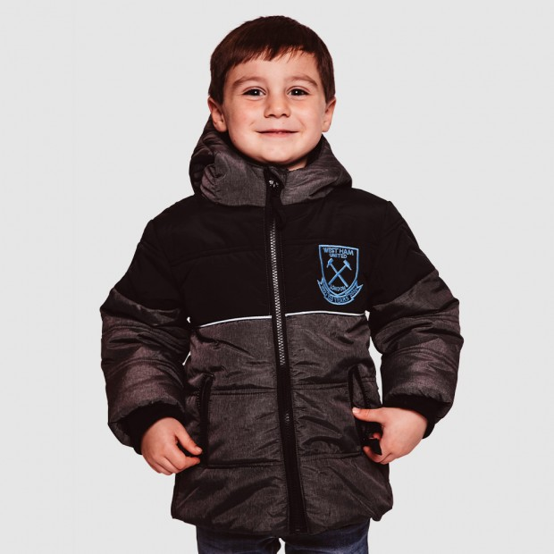 WEST HAM 125-JUNIOR TWO TONE JACKET