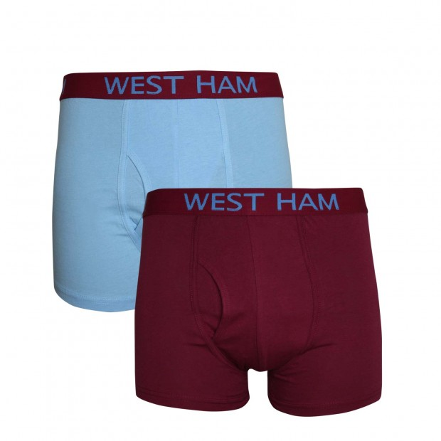 JUNIOR 2 PACK BOXER SHORTS
