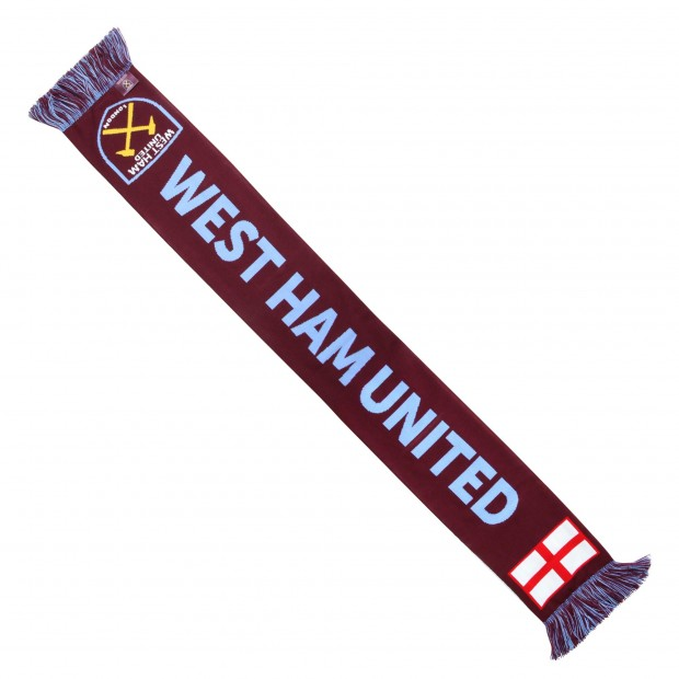 CLUB & COUNTRY SCARF